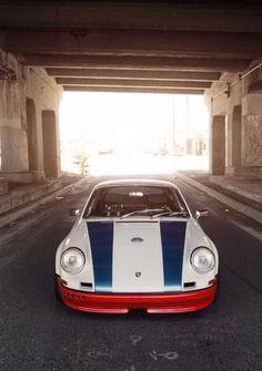 Magnus Walker Porsche 911 STR