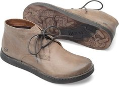 Born Women's Mara in Taupe Distressed Sued