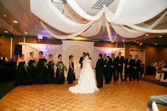 Alexandra & Brian Wedding Ceremony Photos on WeddingWire