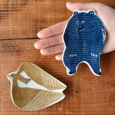 KATA KATA, 倉敷意匠 : 印判手豆皿 クマ | Sumally