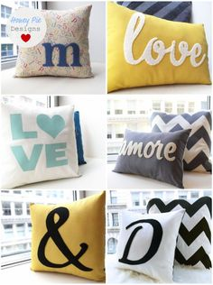 Cushions from Honey Pie Designs