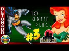 The Adventures of Batman e Robin #3- No Green Peace #SNES