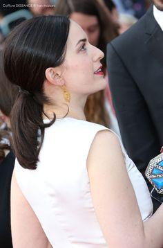 Rebecca Zlotowski #dessange #cannes2015 #coiffeurofficiel Cannes Film Festival 2015, Cannes 2015, Star Francaise, Palais Des Festivals, Fashion, Cannes Film Festival, Moda, Fashion Styles, Fasion