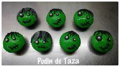 Cupcakes monstruo