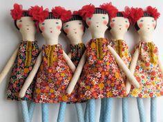 Petranille Dolls   sophie tilley designs