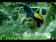 EMY Cursos en el extranjero. Programas de inmersión lingüística en Estados Unidos. Curso de inglés en #Connecticut #Video Trip to #Boston #EMY2014 #CT #StudyAbroad #EMY