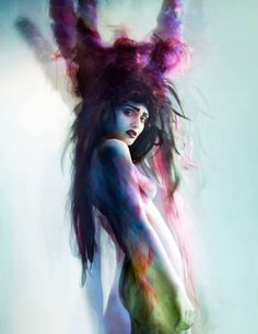 Dark Beauty Magazine Mark Seager and team is featured in ISSUE 23!