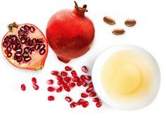 Pomegranate, Argan & Grapeseed Oil