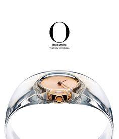 """【2月7日 MODE PRESS WATCH】「イッセイ ミヤケ ウオッチ(ISSEY MIYAKE WATCH)」は、吉岡徳仁(Tokujin Yoshioka)がデザインする""""O""""シリーズより限定モデル""""Rose Gold""""を発売した。"""