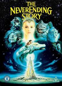 The Never Ending Story - The NeverEnding Story is a 1984 German-American epic fantasy film based on the novel of the same name written by Michael Ende. Starred Barret Oliver, Noah Hathaway, Tami Stronach, and Moses Gunn. The Neverending Story, Bon Film, Childhood Movies, 1980s Childhood, Movies Worth Watching, See Movie, Crazy Movie, Epic Movie, Movie Poster Art