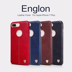 for iphone 7 plus  Luxury 100% Original Leather Ultra-thin Back Cover Case Cover #UnbrandedGeneric