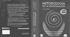 Metodologia de La Investigacion (Hernández, Fernández, Batista - 4ta Edicion)