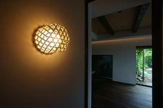 岡崎市 設計事務所|和モダン|照明|竹|Japanese-modern| Lightingillumination|Bamboo