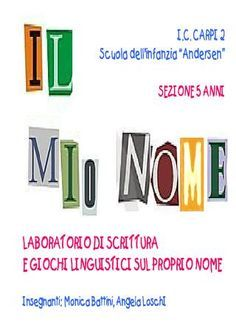 """Il mio nome"" by Monica Battini - issuu Social Service Jobs, Social Services, Name Activities, Montessori Activities, School Fun, Pre School, Digital Storytelling, Italian Language, Third Grade"