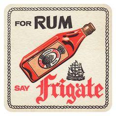 Frigate Rum  #frigaterum #australianrum #rum #graphicdesign Rum, Bottle Opener, Graphic Design, Key Bottle Opener, Bottle Openers, Rome