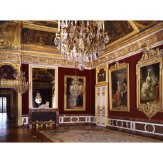 The Palace - Palace of Versailles ❤ liked on Polyvore featuring architecture, interior, pictures and wedding