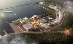 5 Architects Envision New Port of Kinmen
