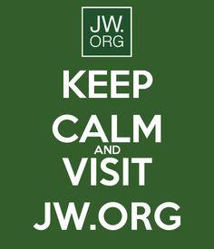 keep calm and visit jw.org