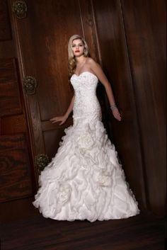 Impression Bridal Wedding Dresses Photos on WeddingWire Wedding Dresses Photos, Bridal Wedding Dresses, Wedding Dress Styles, Bridesmaid Dresses, Dress Prom, Wedding Attire, Bridal Style, Lace Wedding, Dream Wedding