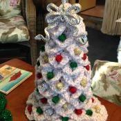 Christmas Tree - via @Craftsy