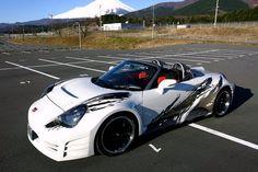 Toyota MR2 Sports Hybrid