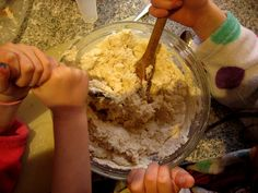 salt dough recipe by Cathy @ Nurturestore.co.uk, via Flickr