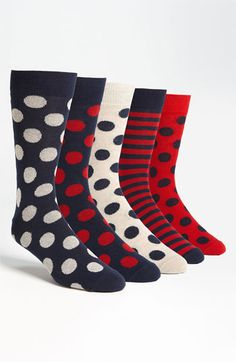 #polka #men #socks http://www.blacksocks.com/