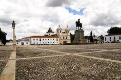 Palácio de Vila Viçosa - Alentejo.