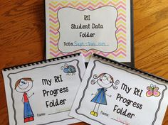 Great way to get started onRTI!!  RtI Binder & Graphs$-Document & Track Student Progress for RtI intervention groups and more organized learning
