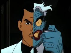 Batman: The Animated Series Two Face