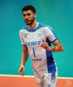 04.04.2017 CEV playoff6 Zenit Kazan - Belgorod 3-1 Matthew Anderson did 15 points