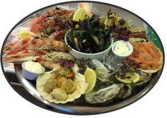 West Coast Seafood Platter