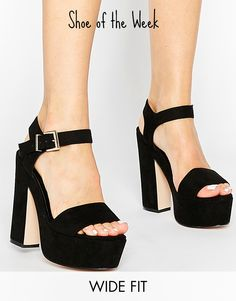 Thick Heeled Sandals Wide Width -.You can find great shoes at - http://mikesmegamall.com/shoes/