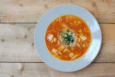 Fotorecept: Fazuľová polievka a´la minestrone