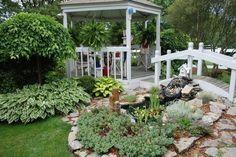 The Garden Path by hattie