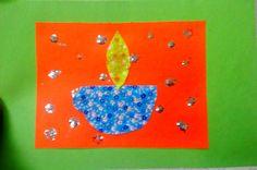 India's Diwali craft.  11/2012.