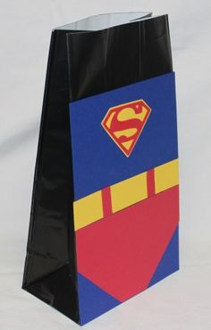 Superhero Wrap
