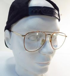 85b4a01d94f Vtg Polo Ralph Lauren Classic Gold Tone Eyeglass Sun Glass Frames - Japan  NWOT    PoloRalphLauren. Curated Vintage · Vintage Sunglasses   Eyeglasses
