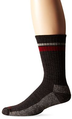 """Camping Hiking : Men's Clothing :""""Goodhew Men's Hudson Bay Socks : Espresso : Medium/Large"""" * Find out more details by clicking the image"""