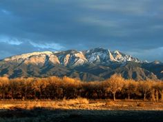 Sandia Mountains, New Mexico
