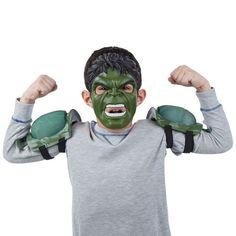 Avengers Age of Ultron Hulk Muscles & Mask – Mr Panda's Emporium