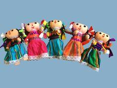 Muñeca Folklorica - El Charro