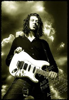 James Root guitarist for Slipknot and Stone Sour.  ~sighs~ love him!