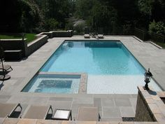 Having a pool sounds awesome especially if you are working with the best backyard pool landscaping ideas there is. How you design a proper backyard with a pool matters. Small Swimming Pools, Backyard Pool Landscaping, Backyard Pool Designs, Small Backyard Landscaping, Swimming Pools Backyard, Swimming Pool Designs, Landscaping Ideas, Lap Pools, Indoor Pools