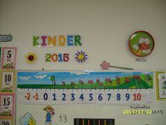 Mis recursos didácticos: Un tour por nuestra sala de Kinder 2015