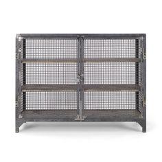 CLATRI Kommode / Sideboard / Industrial Design - NOTORIA