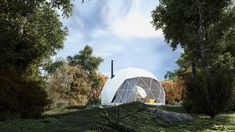 F.Dome.Classic 20 - Geodesic Dome Kit
