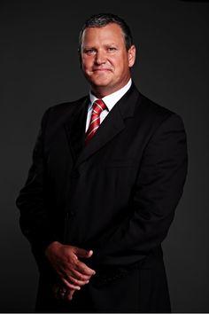 Weekend TODAY sports presenter Tim Gilbert