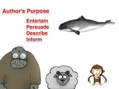 Author's Purpose video with Grog & Sheep. Halloween-themed, so show in October!