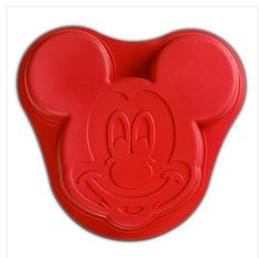 Disney Parks Exclusive Mickey Mouse Icon Silicone Cake Mold >>> See this great image @ : Baking pans